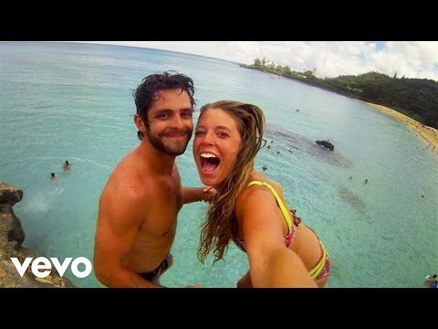 Thomas Rhett  Vacation Instant Grat
