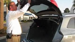 Audi Q5 Power Tailgate Trick