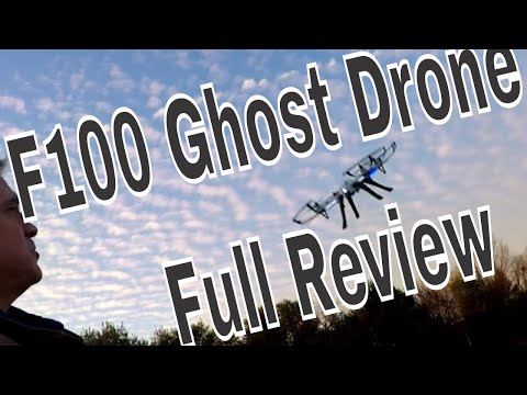 F100 Ghost Drone with Camera (Full Review) 💯