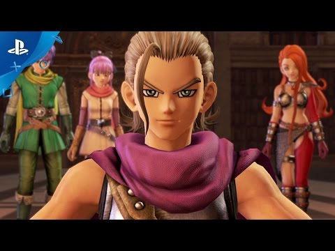 Dragon Quest Heroes II - Meet the Heroes, Part II: Desdemona & Cesar | PS4