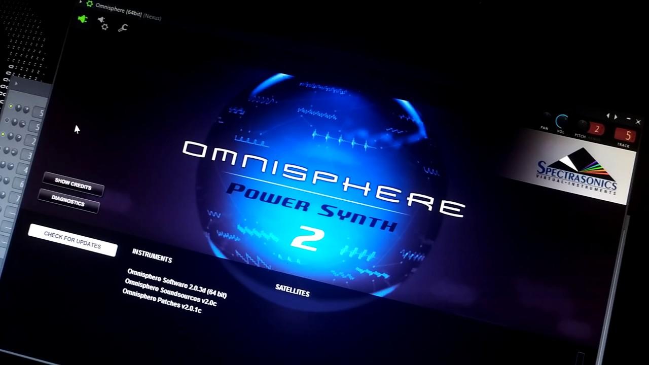 Omnisphere vst fl studio   Spectrasonics Omnisphere 2 VST Full