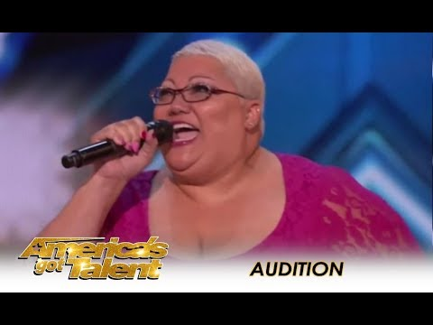 Christina Wells: Once Rising Star Got REJECTED But Is Not Giving Up! | America's Got Talent 2018