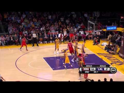 Houston Rockets vs Los Angeles Lakers   April 8, 2014   NBA 2013-14 Season