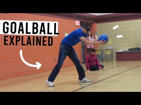Goalball, Explained