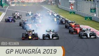 Resumen del GP de Hungría - F1 2019