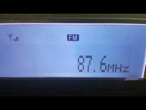 [Es] 87,6 - BNR Radio Shumen, Shumen/ Venets, Bulgaria, 1514 km, 22th May, 2017