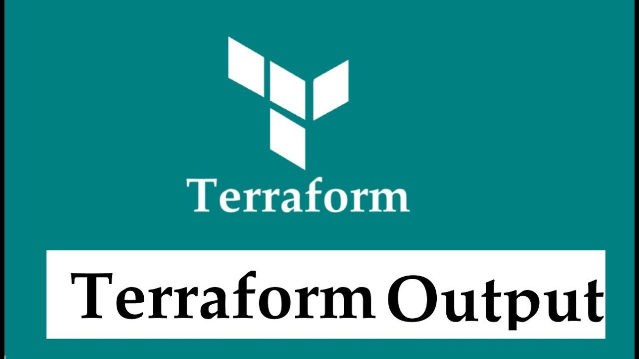 Terraform Output Variables | terraform output variables example
