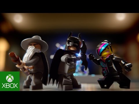 Виртуальные и реальные игры LEGO объединятся в рамках проекта LEGO Dimensions