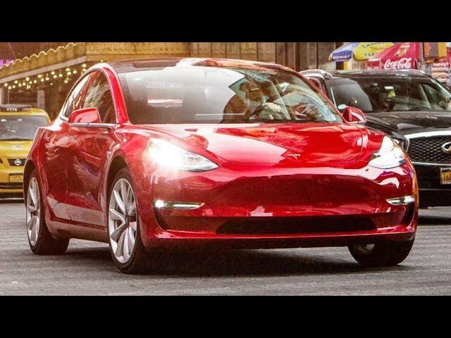 The Tesla Model 3 | Top Gear