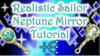 Realistic Sailor Neptune Mirror Tutorial (COLLAB)