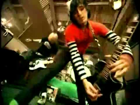 Sugarcult - Bouncing Off The Walls Music Video