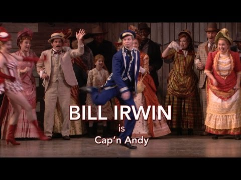 Bill Irwin as Captain Andy [Interview]
