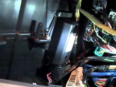 Lincoln Navigator Blower Motor Resistor Part 2