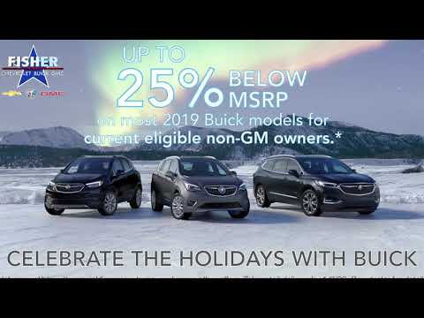 Celebrate The Holidays With Fisher Chevrolet Buick GMC In Yuma, AZ!