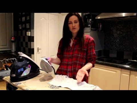 Review of the Philips PerfectCare Elite Steam generator Iron