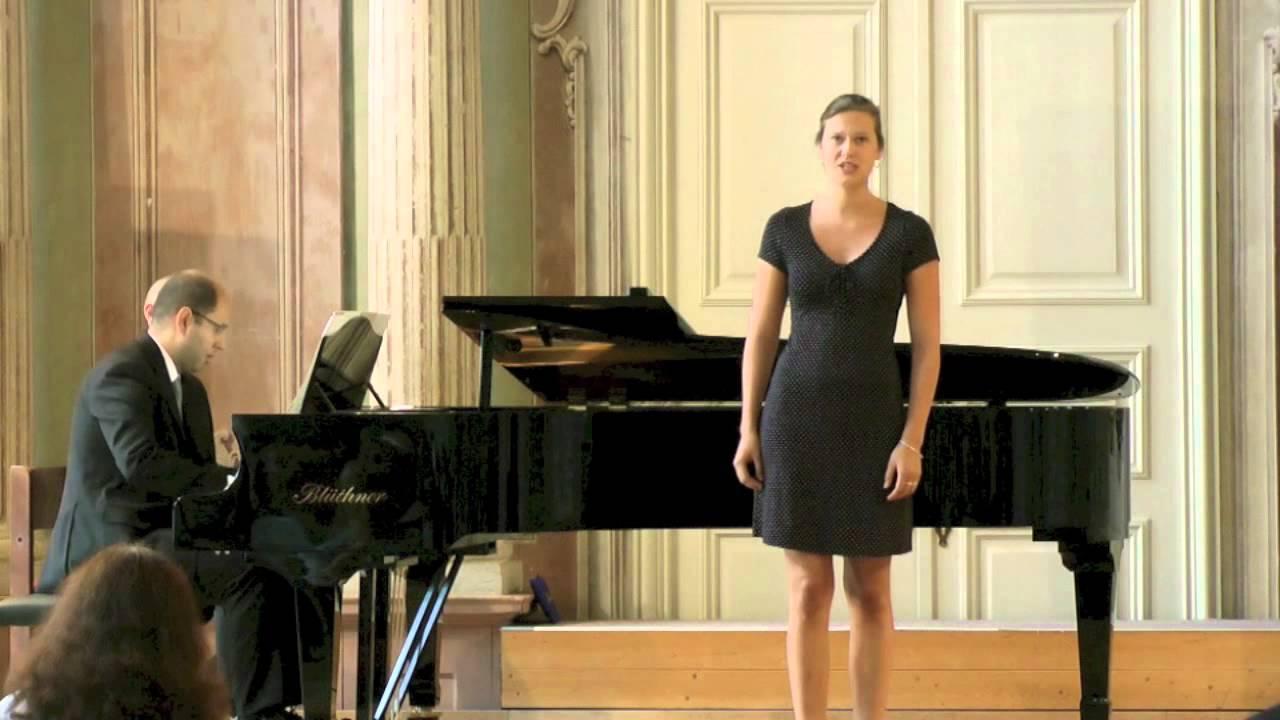 """J.Brahms """"Von Ewiger Liebe"""" Http://www.austrian-master"""