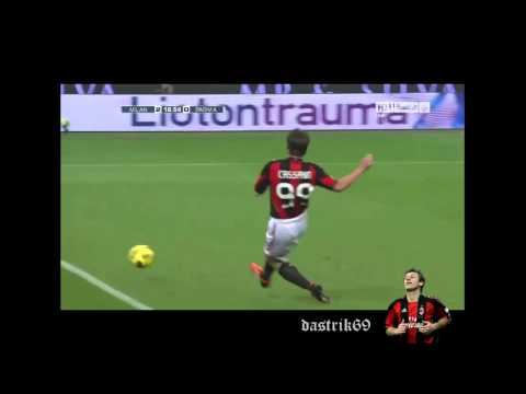 Antonio Cassano -  Welcome to Internazionale Milano - Inter ( HD ) 2012/2013