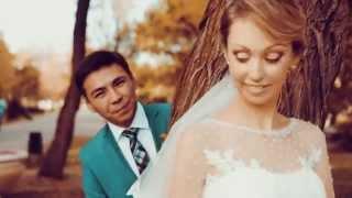 Свадебный клип. Казахско-русская свадьба