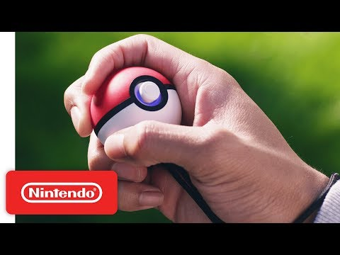 Pokémon: Let's Go! - Play with Pokémon GO & Poké Ball Plus - Nintendo Switch thumbnail