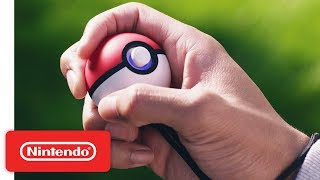 Pokémon: Let's Go! - Play with Pokémon GO & Poké Ball Plus - Nintendo Switch