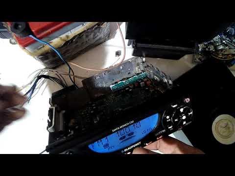 Как сделать Усилитель звука из старой автомагнитолы,с тембро блоком.