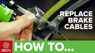 How To Change Your Brake Cables