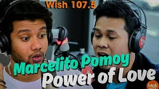 Download lagu Singer Reacts to Marcelito Pomoy Power of Love such calmness