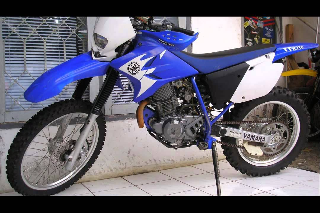 Yamaha Ttr 230 >> Yamaha Ttr230 Youtube