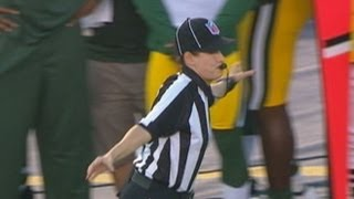 NFL History: Shannon Eastin is the First Female Referee