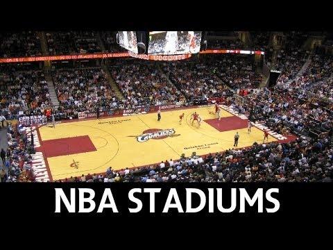 Top 10 Biggest NBA Arenas