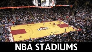 Top 10 Biggest NBA Arenas