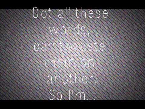 all-this-time---onerepublic-[lyrics]