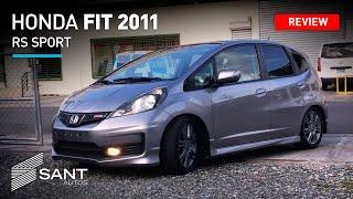 Honda Fit 2011 RS MUGEN [SantAutos]
