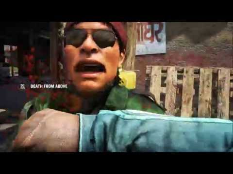 Far Cry 4 Badass Stealth Kills (Buzzer,Car,ATV,Bait,C4)1080p60Fps