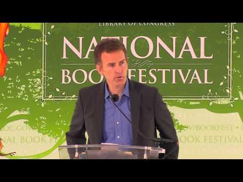 Steve Inskeep: 2012 National Book Festival - YouTube