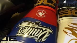 Видеообзор на Перчатки боксерские Danger