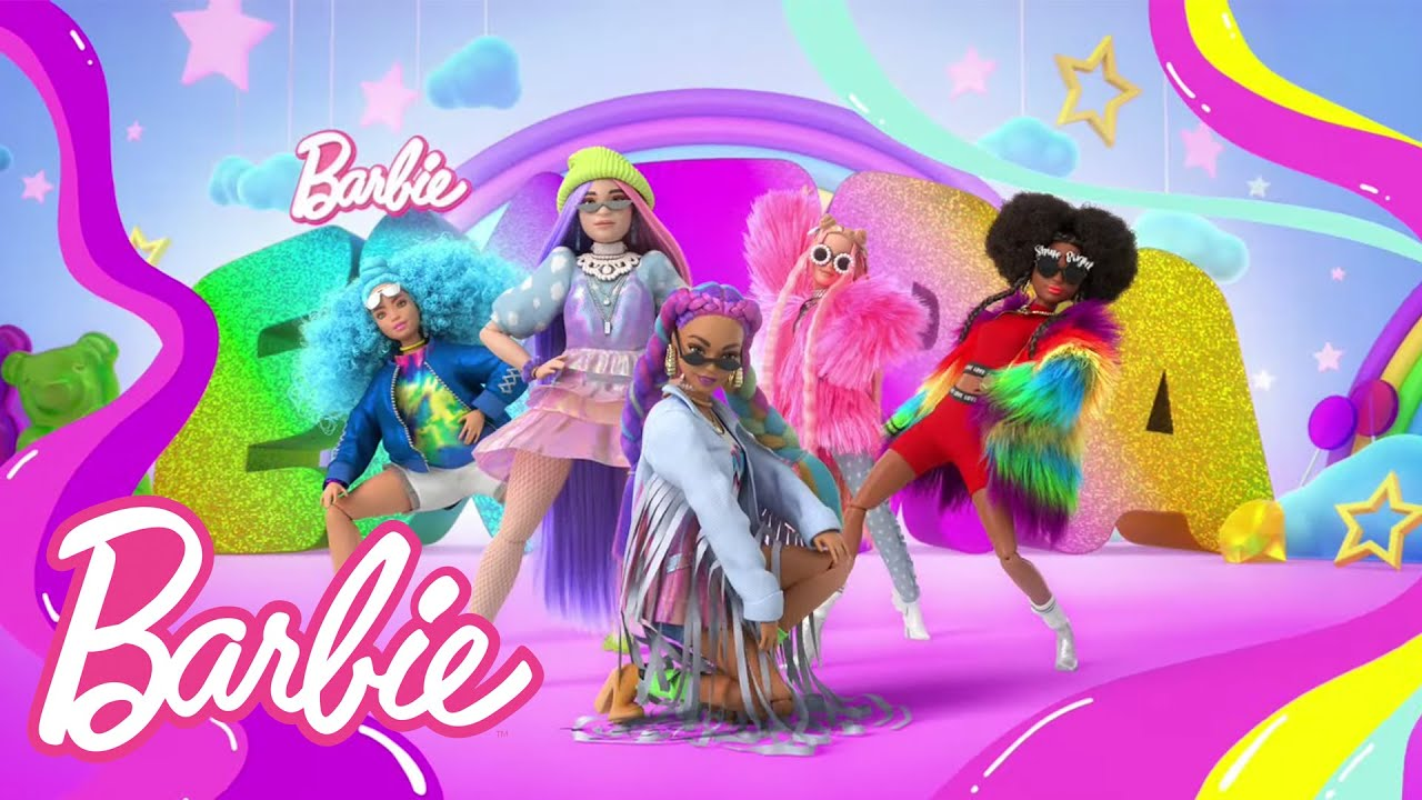 Download @Barbie | Barbie EXTRA (Oh My Wow!) Official Music Video 💥💎✨