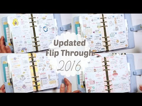 Updated Flip Through: January to June 2016 | jacquiplanana
