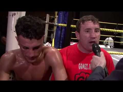 Michael Gomez Jr vs Aron Szilagyi - BBTV - Black Flash Promotions