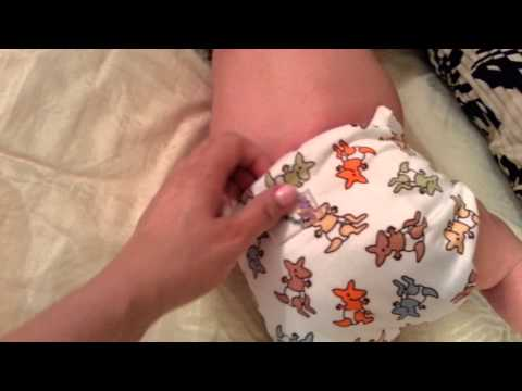 Cloth Diaper ??? What is wrong ?