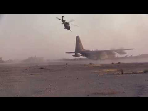 Download Air Force Combat Rescue - 129th RQS Deployment