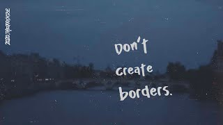 SAINt JHN ft. Lenny Kravitz - Borders (Lyrics)