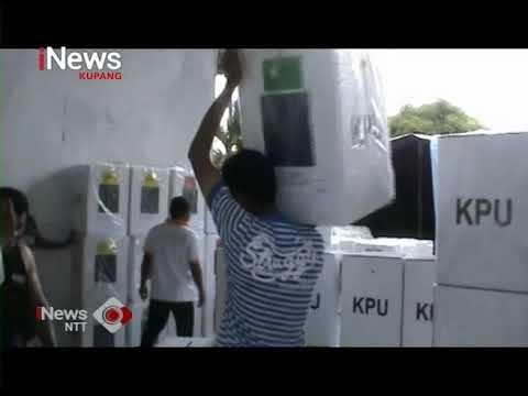 iNews NTT - Tujuh TPS di Pulau Sumba Bakal Gelar PSU