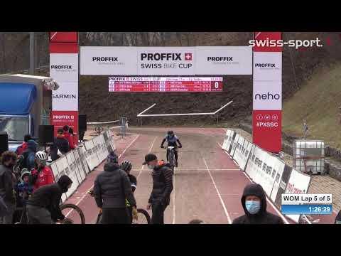 LIVE! | PROFFIX Swiss Bike Cup #1 | Leukerbad CH | Elite Frauen