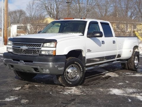 2005 chevrolet 3500 lt dually sold duramax diesel 66k. Black Bedroom Furniture Sets. Home Design Ideas