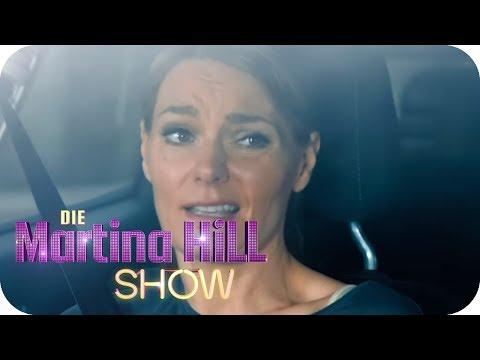 Bist du sauer?   Die Martina Hill Show   SAT.1 TV