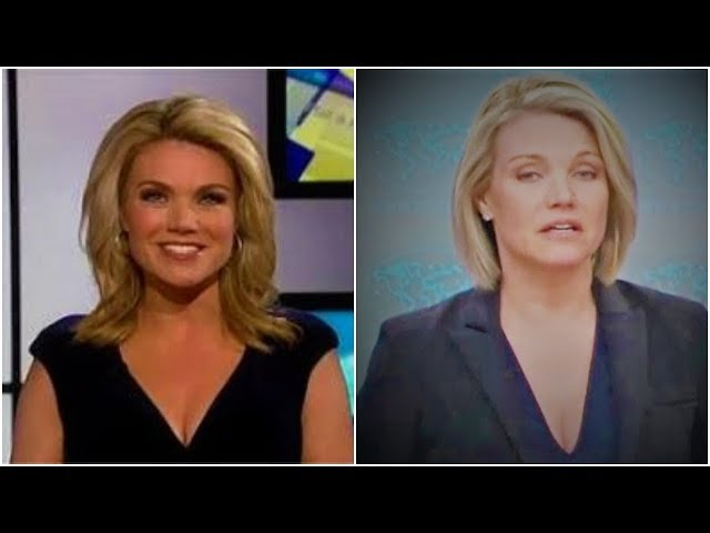 GORGEOUS FOX NEWS BABE PHYSICALLY DESTROYED BY EVIL PRESENCE IN DC(!)