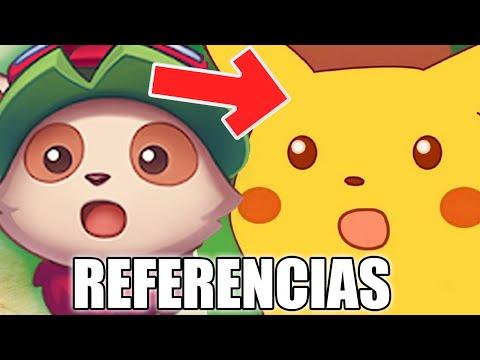 REFERENCIAS DE EMOTES (gesto) League of Legends