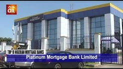 Top 10 major Mortgage banks in Nigeria - Platinum Mortgage Bank
