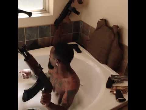 black Rambo Remixing Bodak Yellow